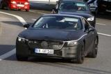 Снимки: Новият Mercedes SL бе шпиониран близо до Нюрбургринг