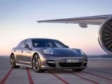 Снимки: Porsche преждевременно разкри Panamera Turbo S