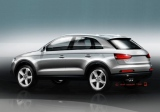Снимки: Разгледайте подгряващите снимки на новото Audi Q3