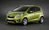 Снимки: Chevrolet Spark ще дебютира в Женева