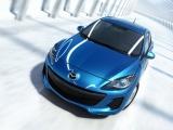 Снимки: Тройката на Mazda доминира с освежаващ фейслифт