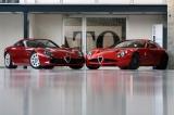 Снимки: Уникалните TZ3 Stradale и TZ3 Corsa честват 100-годишнината на Alfa Romeo