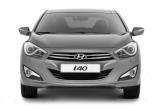 Снимки: Hyundai пуска седана i40