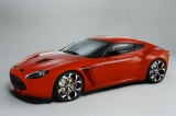 Снимки: Aston Martin V12 Zagato дефилира на конкурс за елегантност