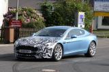 Снимки: Време ли е Aston Martin да обновява Rapide?