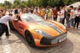 Снимки: 2011 Gumball 3000: Коли за милиони евро пристигнаха в София