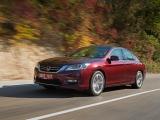 Снимки: Honda Accord - следващото поколение