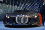 Снимки: Като от фантастичен филм е най-новото BMW