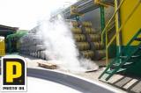Снимки: Производство на смазочни масла в Приста Ойл