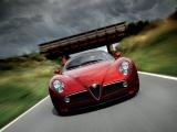 Снимки: Първата бройка на Alfa 8C Competizione пристигна в САЩ щата Кънектикът.
