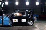 Снимки: Мъничката Toyota iQ получи 5 звезди от Euro NCAP
