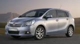 Снимки: Новата Toyota Verso 2010