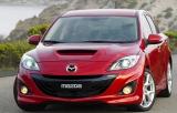 Снимки: Преди Женева: още информация + снимки на Mazda 3 MPS