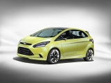 Снимки: Ford с нова конепция - Iosis Max Concept