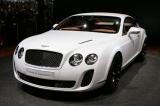 Снимки: Geneve 2009: Bentley Continental Supersports
