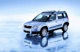 Снимки: Geneve 2009: Skoda показа Yeti SUV
