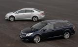 Снимки: Toyota представя новият Avensis във Великобритания.