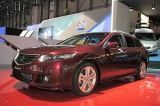 Снимки: Geneve 2009: Honda показа Accord Tourer Type-S