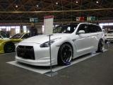 Снимки: Комби версия за Nissan GT-R ?