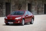 Снимки: Peugeot обнови 407 с нов двигател
