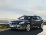 Снимки: Комби версията на Opel Insignia