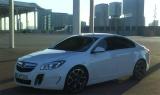 Снимки: Opel разработва OPC версията на Insignia