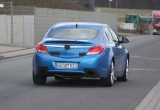 Снимки: Нови шпионски снимки на Opel Insignia OPC
