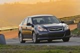 Снимки: Петото поколение на Subaru Legacy