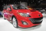 Снимки: Ню Йорк 2009: Дебютът на Mazdaspeed3