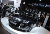 Снимки: Барселона 2009: Opel предстви по-спортната Insignia