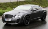Снимки: Продажбите на Bentley Continental Supersports стартитат тази есен