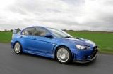 Снимки: Mitsubishi показа подобрена версия на Evo X