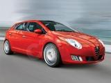 Снимки: Alfa Romeo подготвя заместникът на 147