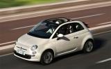 Снимки: Галерия снимки: Fiat 500C