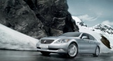 Снимки: Lexus подготвя конкурента на Mercedes-Benz S63 AMG