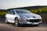 Снимки: Peugeot модернизира 407 Coupe