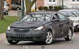 Снимки: Hyundai работи върху новото поколение Sonata