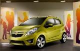 Снимки: Chevrolet Spark пристига и в Европа