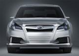 Снимки: Детройт 2009: Subaru представя Legacy Concept