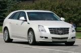 Снимки: Cadillac CTS: Вече и комби
