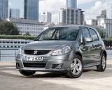 Снимки: Suzuki представя новият SX4