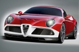 Снимки: Alfa Romeo разработва 8C GTA