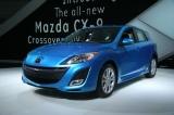 Снимки: Детройт 2009: Mazda3 – Американска премиера