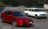 Снимки: Alfa Romeo с два нови двигателя