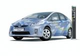 Снимки: Toyota Prius с Plug-In версия
