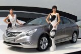Снимки: Пристига новото поколение Hyundai Sonata!