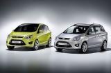 Снимки: Официално - Ford C-Max със 7-места!
