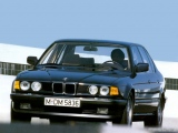 Тест драйв BMW 7 Series E32