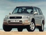 Тест драйв Тойота РАВ 4