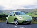 Тест драйв Volkswagen New Beetle